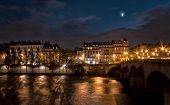 Seine River At Night
