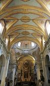 PARMA, ITALY - MAY 01, 2014: Church of Saint Vitale. The church of St Vitale is located in the historic center of Parma, not far from City Hall