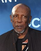 LOS ANGELES - JUN 06:  Lou Gossett, JR arrives to the 'Extant' Premiere Party  on June 06, 2014 in L