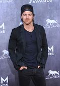 LOS ANGELES - APR 06:  Kip Moore arrives to the 49th Annual Academy of Country Music Awards   on Apr