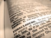 Definition Of Foreclosure