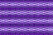 Intertwined grid - celadon and purple ornate netting.
