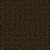 Maze. Seamless vector background.