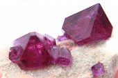 Tschermikit (look Like Amethyst) Mineral