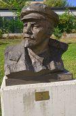 Statue to Lenin