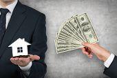 Giving Money For Housing