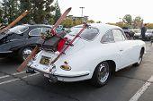 Porsche 356 B On Display