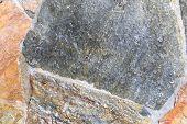 Uneven Stone Surface