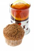 Muffin With Tea
