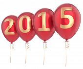 2015 New Year Balloons Party Decoration
