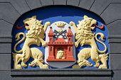 Emblem Of Riga Coat Of Arms