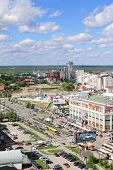 Perm, Russia - June 25, 2014: Shopping Center Iceberg. 47 Shopping Centers Are There In Perm