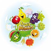 Fruit Planet