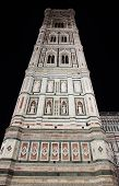 Belltower By Giotto In Florence