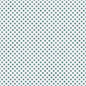 Blue And White Small Polka Dots Pattern Repeat Background