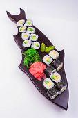 Vegetarian Sushi Set