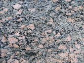 pic of feldspar  - two feldspar granite with pink white and black crystals - JPG