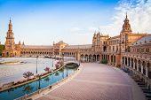 Seville Spain Square