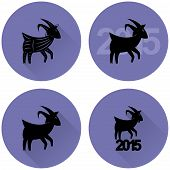 goat symbol of the coming year