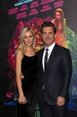 LOS ANGELES - DEC 10:  Kathryn Boyd, Josh Brolin at the