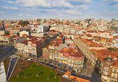 The Historic Center Of Porto