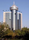 Tashkent Association Of Banks Building 2007