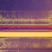 Abstract textured background designed in grunge style. With different color patterns: purple (violet); orange; yellow; gray