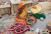 Handmade Jute Bags , Indian Handicrafts Fair At Kolkata