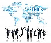 image of moral  - Ethics Ideals Principles Morals Standards Concept - JPG