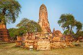 picture of ram  - Wat Phra Ram - JPG