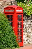British icon - phone box