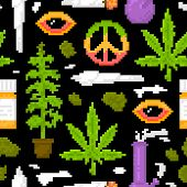 weed poster
