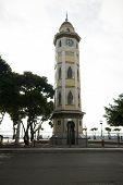 Clock Tower Malecon 2000 Guayaquil Ecuador