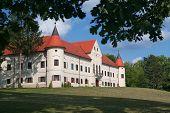 Luznica Burg in Kroatien, Europa