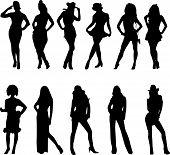 Sexy Woman Figure