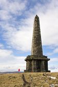 Stoodley Pike War Memorial , Calderdale