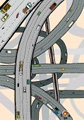 Twisted Highways
