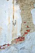 Weathered Stucco Wall poster
