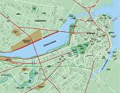 Boston, Ma Area Map
