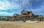 Beach House on the Chesapeake Bay
