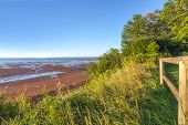 Blomidon Beach In The Morning