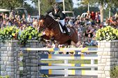 Equestrian Grand Prix - Sarah Baldwin Patries