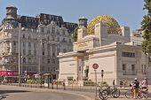 Secession Hall In Vienna