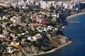 Aerial View Of Edificios De Ricardo Bofill