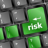 Risk Button On The Keyboard