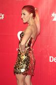 LOS ANGELES - JAN 24:  Bonnie McKee at the 2014 MusiCares Person of the Year Gala in honor of Carole