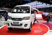 Nonthaburi - November 28: Rely Q22E Car On Display At The 30Th Thailand International Motor Expo On