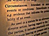 Circumstances