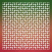 Maze. Seamless pattern. Vector illustration.