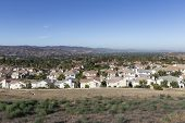 Simi Valley bedroom community near Los Angeles in Ventura County California.